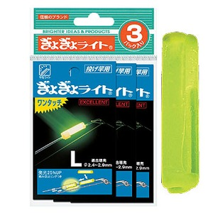 ルミカ ぎょぎょライト ワンタッチ エクセレント A12802