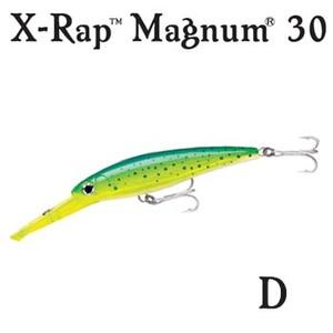 Rapala(ラパラ) XRMAG30 X-RAP XRMAG30