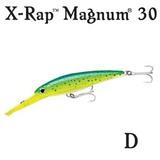 Rapala(ラパラ) XRMAG30 X-RAP XRMAG30 ミノー(リップ付き)
