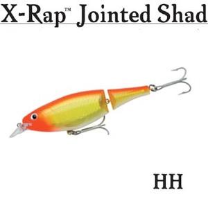 Rapala(ラパラ) XJS13 X-RAP XJS13 ミノー(リップ付き)