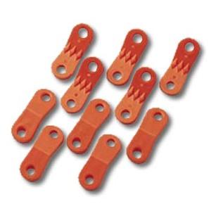 キャプテンスタッグ(CAPTAIN STAG) プラスチック製自在10個組 M-8735 自在金具