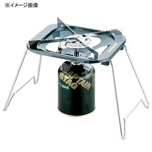 キャプテンスタッグ(CAPTAIN STAG) 大型五徳ガスバーナーコンロ(収納バッグ付) M-8809