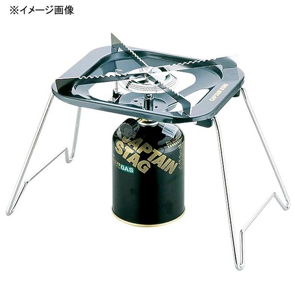 キャプテンスタッグ(CAPTAIN STAG) 大型五徳ガスバーナーコンロ(収納バッグ付) M-8809 ガス式