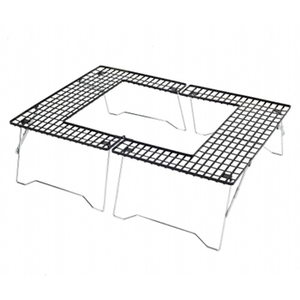 キャプテンスタッグ(CAPTAIN STAG) ファイアグリル テーブル M-6420 BBQ&七輪&焚火台アクセサリー