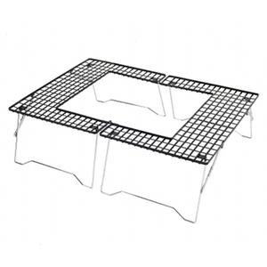 キャプテンスタッグ(CAPTAIN STAG) ファイアグリル テーブル M-6420