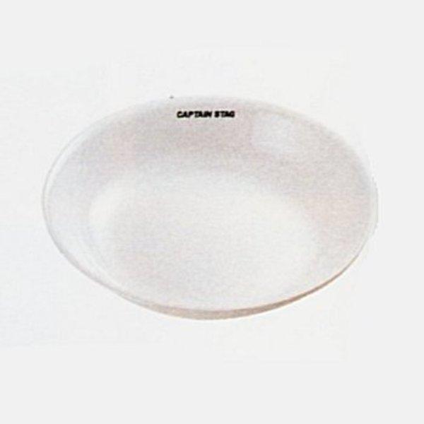 キャプテンスタッグ(CAPTAIN STAG) コレール 深型プレート18cm M-5003 コレール&陶器製お皿