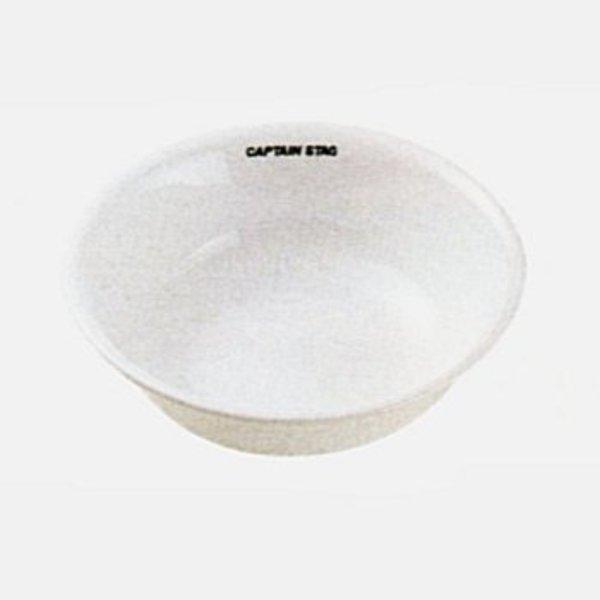 キャプテンスタッグ(CAPTAIN STAG) コレール ボール16cm M-5002 コレール&陶器製お皿