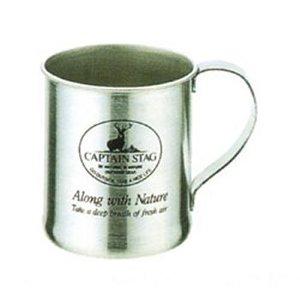 キャプテンスタッグ(CAPTAIN STAG)ステンレスマグカップ