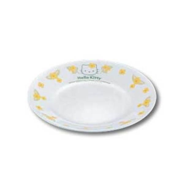 キャプテンスタッグ(CAPTAIN STAG) ハローキティ コレール ラウンドプレート17cm M-1053 コレール&陶器製お皿