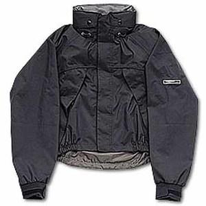 ダイワ(Daiwa) レインマックスハイパー 超ショートスルーポケットジャケット GR-3509J LL ブラック