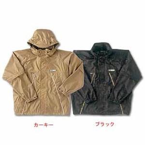 ダイワ(Daiwa) レインマックオールウェザージャケット(ハーフ丈) GR-9108J S ブラック