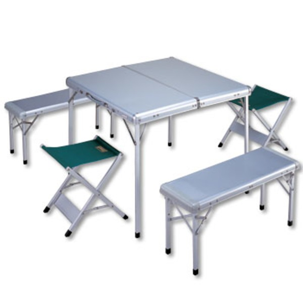 Coleman(コールマン) ファミリーベンチセット 170-5783 テーブル・チェアセット