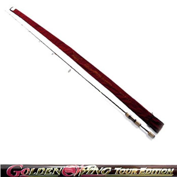 ティムコ(TIEMCO) フェンウィック ゴールデンウィング・ツアーエディション GWT61SXULJ 1ピーススピニング