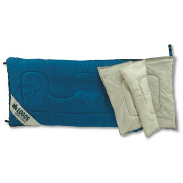 ロゴス(LOGOS) ST・三枚組丸洗寝袋 72400070 スリーシーズン用