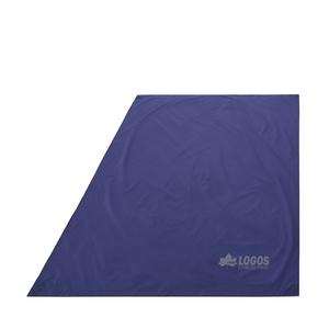 ロゴス(LOGOS) 防水マルチシート(ブルー) 85001000