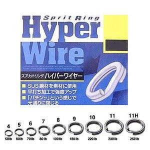 オーナー針 スプリットリングハイパーワイヤー P−12