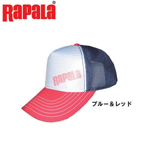 Rapala(ラパラ) ウェブ メッシュ キャップ CAP-WEBR キャップ(メンズ&男女兼用)