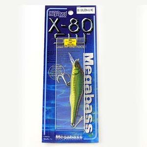 メガバス(Megabass) X-80 SW