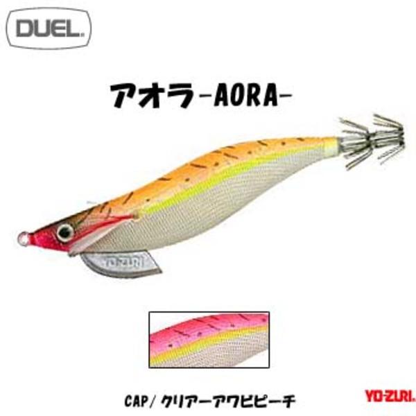 ヨーヅリ(YO-ZURI) アオラ A1414-CAP エギ3.5号