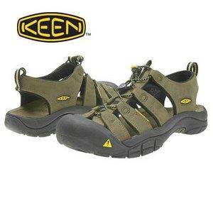 KEEN(キーン) NEWPORT(ニューポート) Men's 8.5/26.5cm Bison 1001870