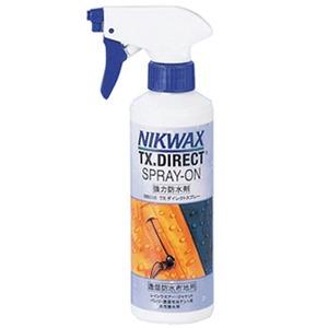 ニクワックス TXダイレクトスプレー EBE016 防水スプレー&ワックス