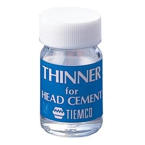 ティムコ(TIEMCO) ヘッドセメント・シンナー