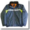安全防水防寒軽量ジャケット・フリント LL 25(チャコール)