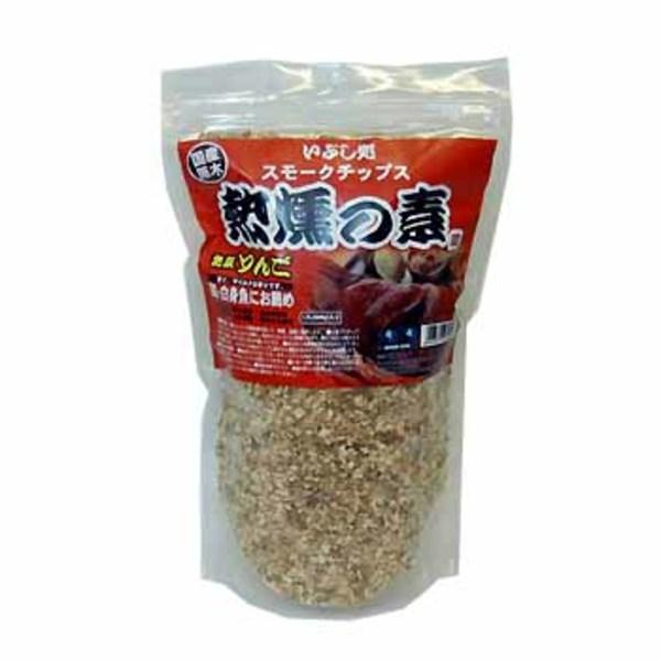 SOTO スモークチップス 熱燻の素『熟成りんご』 ST-1312 チップ