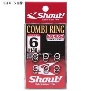 シャウト(Shout!) コンビリング 82-CR