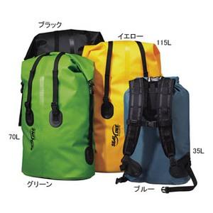 【送料無料】SEAL LINE(シールライン) バウンダリーパック 70L グリーン 32475