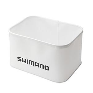 シマノ(SHIMANO) フィクセル 30L用 仕切りバッカン BK-130G ホワイト