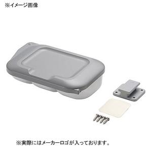 シマノ(SHIMANO) 小出し餌箱COMPE ライトグレー×オフホワイト CS-701G ピュアホワイトヒ゜ュアホワイト
