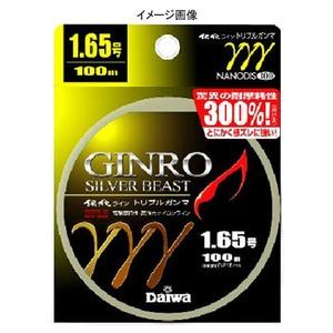 ダイワ(Daiwa)銀狼トリプルガンマ