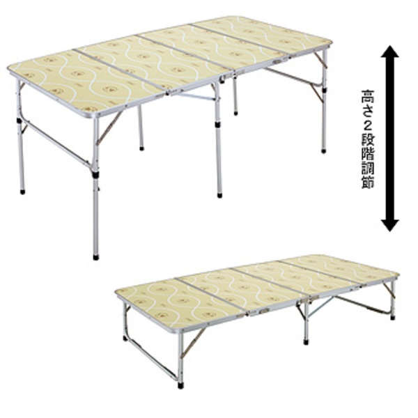 Coleman(コールマン) スリム四折テーブル 170-7587 キャンプテーブル