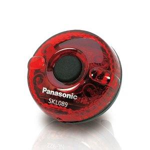 パナソニック(Panasonic) Panasonic LEDテールライト<SKL089> ブラック YD-639