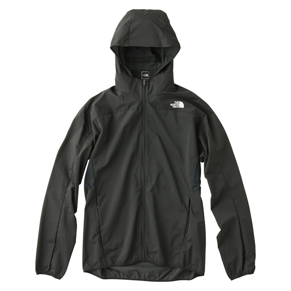 THE NORTH FACE(ザ・ノースフェイス) SWALLOWTAIL VENT HOODIE Men's NP71773 メンズ透湿性ソフトシェル