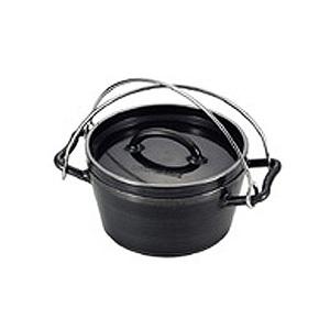ユニフレーム(UNIFLAME) ダッチオーブン6インチ スーパーディープ 661055 ダッチオーブン