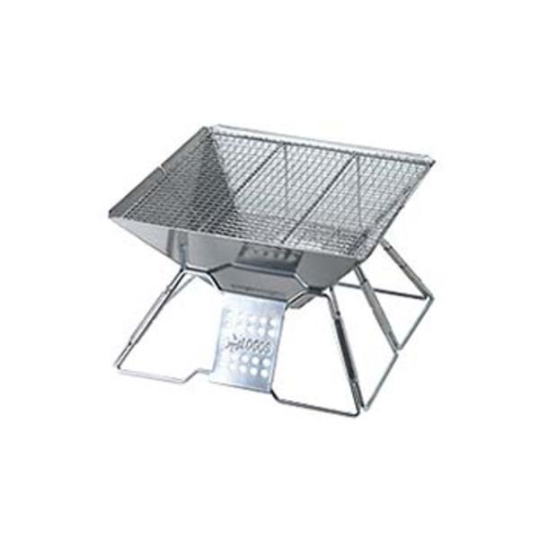 ロゴス(LOGOS) ピラミッドグリル 81064002 焚火台