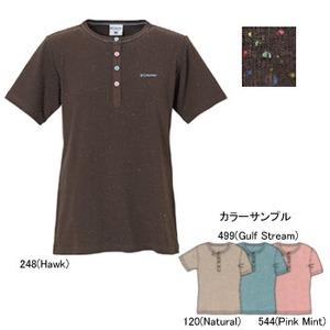 Columbia(コロンビア) ウィメンズクースベイTシャツ S 544(Pink Mint)