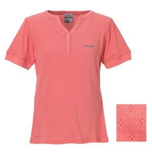 Columbia(コロンビア) ウィメンズモートンヒルTシャツ XL 670(Red lbis)