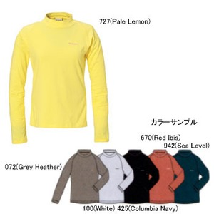 Columbia(コロンビア) ウィメンズラカマスTシャツ L 072(Grey Heather)