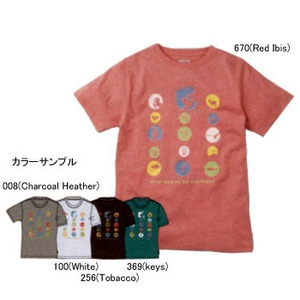Columbia(コロンビア) ウィメンズタレントロックTシャツ S 008(Charcoal Heather)