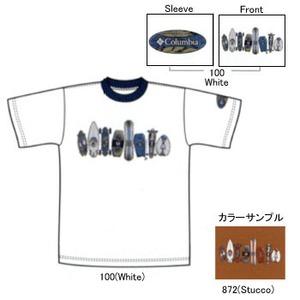 Columbia(コロンビア) ビンテージボードスポーツTシャツ K's S 872(Stucco)