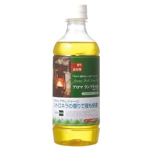 ロゴス(LOGOS) 防虫ランプオイル500ml 83200001 白灯油&アルコール