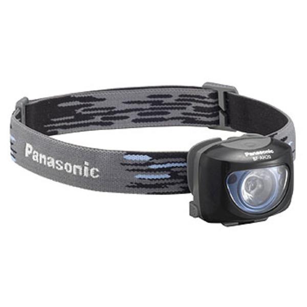 パナソニック(Panasonic) ワイドパワーLED防水ヘッドランプ(センサー付) BF-AH20P 釣り用ライト
