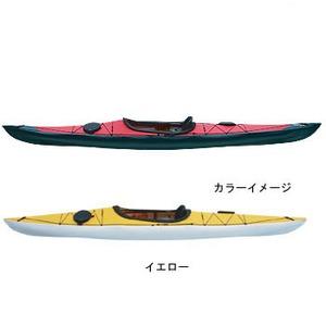 【送料無料】フジタカヌー(FUJITA CANOE) 400 SUPERIOR(スペリオ) D:イエローB:チャコールグレー PE-1