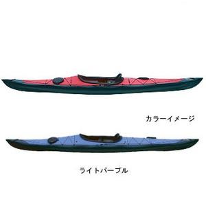 【送料無料】フジタカヌー(FUJITA CANOE) 400 SUPERIOR(スペリオ) D:ライトパープルB:チャコールグレー PE-1