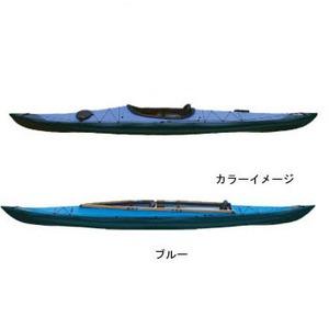 【送料無料】フジタカヌー(FUJITA CANOE) 430 TREK(トレック)【EX】 D:ブルーB:チャコールグレー PE-1