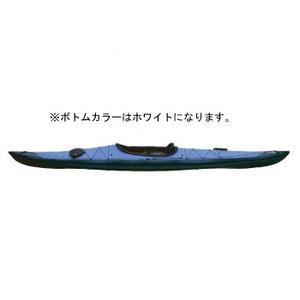 【送料無料】フジタカヌー(FUJITA CANOE) 430 TREK(トレック) D:ライトパープルB:ホワイト PE-1