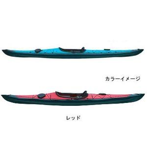 【送料無料】フジタカヌー(FUJITA CANOE) 400 SUPERIOR(スペリオ) D:レッドB:チャコールグレー PE-1